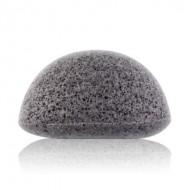 Facial Puff Sponge Bamboo Charcoal - THE KONJAC SPONGE