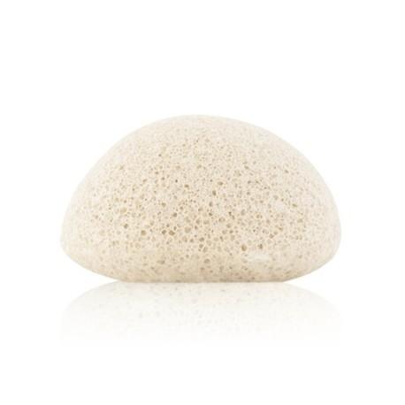 Facial Puff Sponge White Pure - THE KONJAC SPONGE