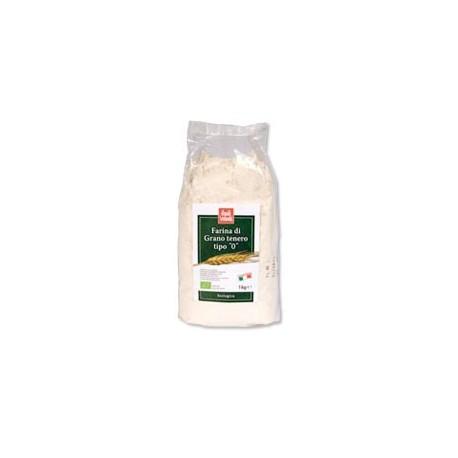 Farina di grano tenero tipo 0 - BAULE VOLANTE