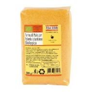 Farina di Mais per Polenta Istantanea - FIOR DI LOTO