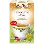 Finocchio e Rosa Bio - YOGI TEA