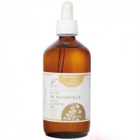 Formula Giovinezza Profonda - Olio di Mandorle profumato Vaniglia - DR. TAFFI