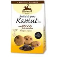 Frollini di Kamut con Gocce di Cioccolato -  ALCE NERO