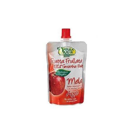 Frutta frullata al gusto Mela - NUOVA NATURA BIO