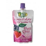 Frutta frullata Frutti rossi Bio - NUOVA NATURA BIO
