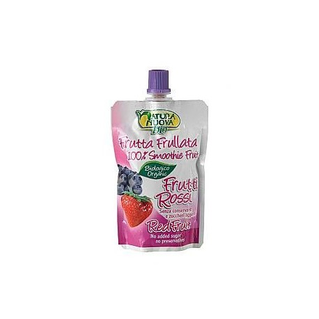 Frutta frullata gusto pera - NUOVA NATURA BIO
