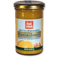 Frutta Spalmabile Arancia e Zenzero -  BAULE VOLANTE