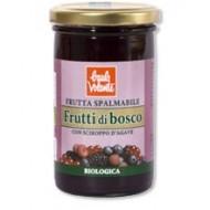 Frutta Spalmabile Frutti di Bosco -  BAULE VOLANTE