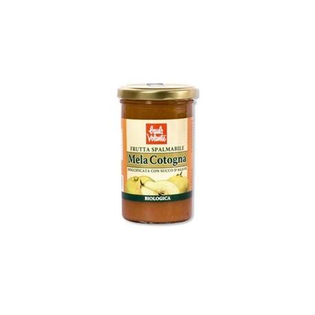 Frutta Spalmabile Mela Cotogna - BAULE VOLANTE