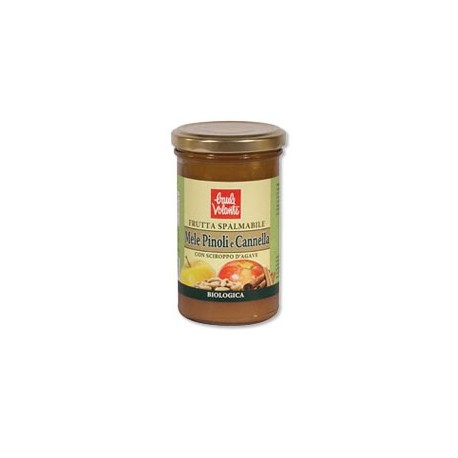 Frutta Spalmabile Mele Pinoli e Cannella -  BAULE VOLANTE