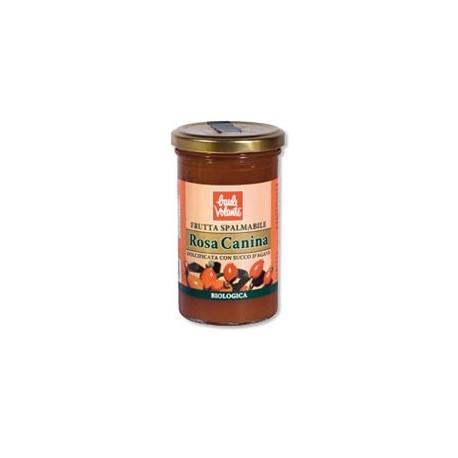 Frutta Spalmabile Rosa Canina -  BAULE VOLANTE