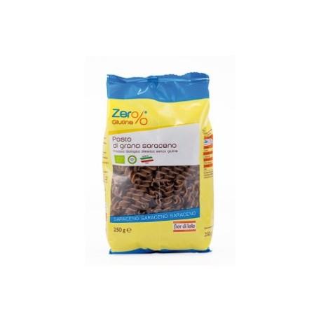 Fusilli di Grano Saraceno Bio - Zero% Glutine - FIOR DI LOTO