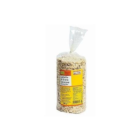 Gallette di Grano Saraceno Bio - FIOR DI LOTO