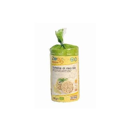 Gallette di Riso Bio - Zero% Glutine - FIOR DI LOTO