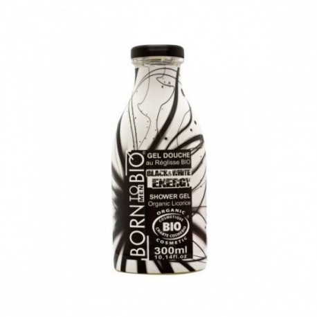 Gel Doccia Black and White Energy - BORN TO BIO