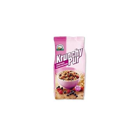 Granola ai Frutti di Bosco senza Zucchero -  BARNHOUSE