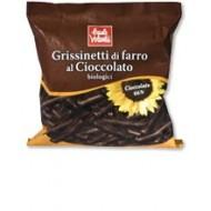 Grissinetti di Farro al Cioccolato - BAULE VOLANTE