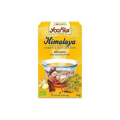 Himalaya Bio - YOGI TEA