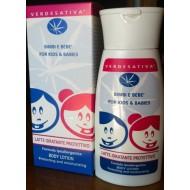 Latte Idratante Protettivo - Linea Bimbi - VERDESATIVA