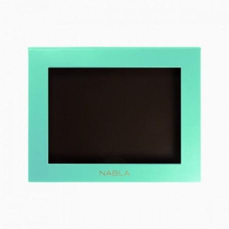Liberty Twelve Palette Personalizzabile Pastel Mint - NABLA COSMETICS