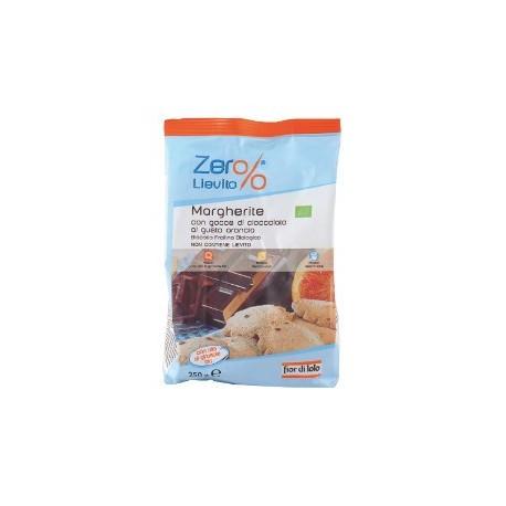Margherite con Gocce di Cioccolato all'Arancio Bio - Zero% Lievito - FIOR DI LOTO
