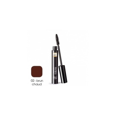 Mascara Volume 02 Marrone Caldo - SO' BIO ETIC