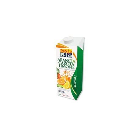 Arancia Carota Limone Drink - ISOLA BIO
