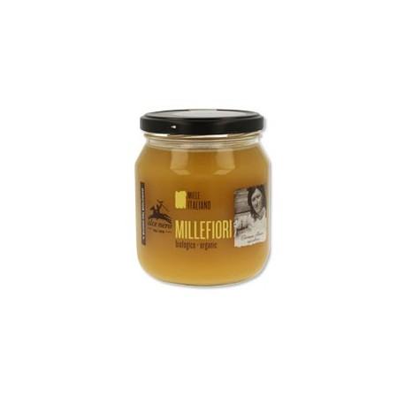 Miele millefiori italiano - ALCE NERO
