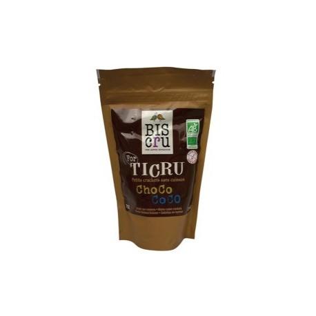 Mini Cracker Crudi Cocco e Cacao Bio - BIS CRU