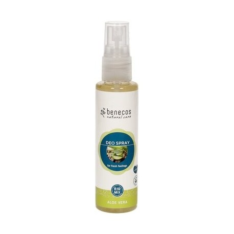 Natural Deo-Spray Aloe Vera - BENECOS
