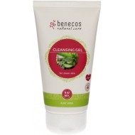 Natural Face Cleansing Gel Aloe Vera - BENECOS