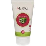 Natural Face Cleansing Milk Aloe Vera - BENECOS
