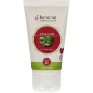 Natural Face Fluid Aloe Vera - BENECOS