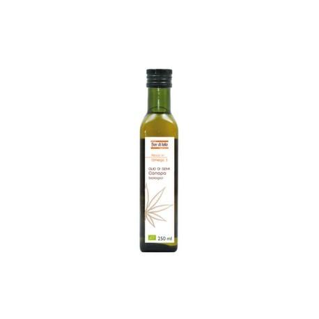 Olio di Semi di Canapa Bio - FIOR DI LOTO