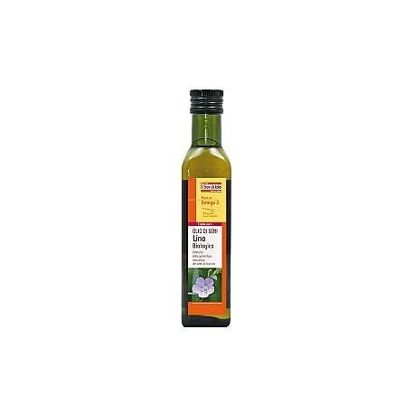 Olio di Semi di Lino Bio - FIOR DI LOTO