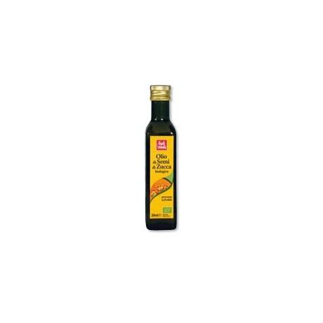 Olio di Semi di Zucca Pressato a Freddo -  BAULE VOLANTE
