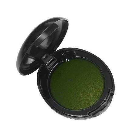 Ombretto Minerale Compatto Biologico 10 - Green Attraction - LIQUIDFLORA