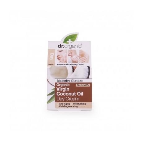 Organic Cocco Day Cream 50 ml - Crema Giorno Viso - DR ORGANIC