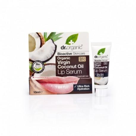 Organic Cocco Volumising Lip Glossy 10 ml - Balsamo Labbra Volumizzante - DR ORGANIC