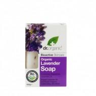 Organic Lavander Soap, 100 gr - DR ORGANIC