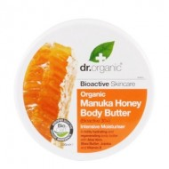 Organic Manuka Honey Body Butter, 200 ml - Burro Corpo - DR ORGANIC