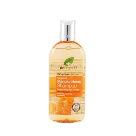 Organic Manuka Honey Shampoo - DR ORGANIC
