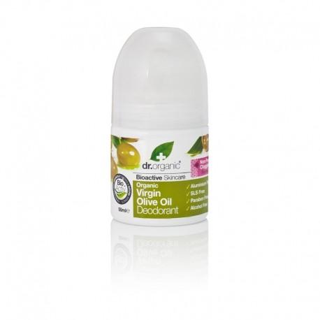 Organic Olive Oil Deodorant, 50 ml - Deodorante - DR ORGANIC