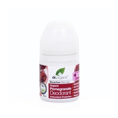 Organic Pomegranate Deodorant, 50 ml - Deodorante - DR ORGANIC