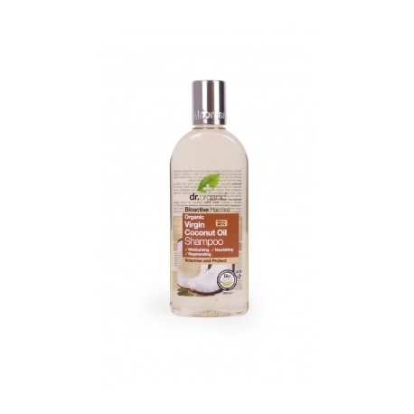 Organic Virgin Coconut Oil - Shampoo - DR ORGANIC