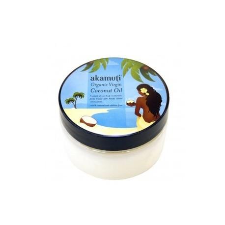 Organic Virgin Coconut oil 175 g - AKAMUTI