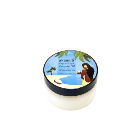 Organic Virgin Coconut oil 50g - AKAMUTI