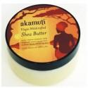 Organic virgin shea butter 160gr - AKAMUTI