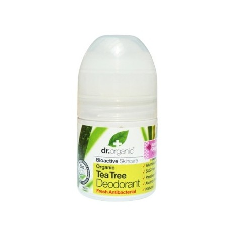 Organic Vitamin E Deodorant, 50 ml - Deodorante - DR ORGANIC