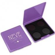 Palette Personalizzabile da 4 Violet Vision - NEVE COSMETICS